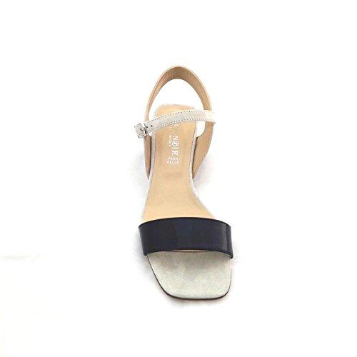 Cafenoir Lf526 548 - Sandalias de vestir de Piel para mujer multicolor multicolor