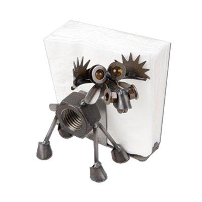 Napkin Holder Chubby Nut Moose Yardbirds Richard (Yardbirds Moose)