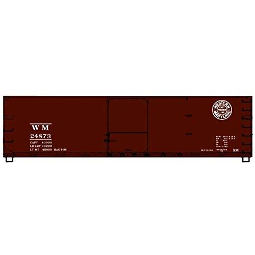 Accurail ACU4645 HO KIT 40' USRA Wood Double Sheathed Box, WM