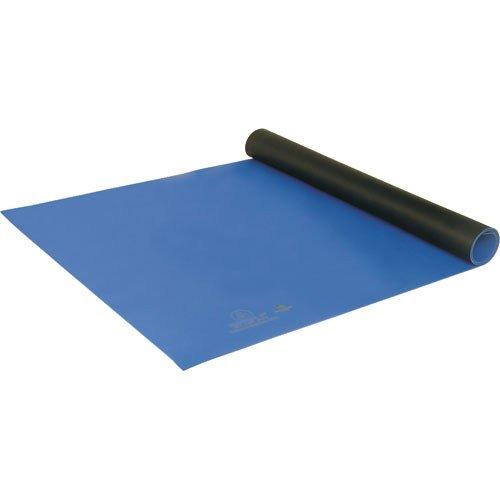 Desco 66161 Dark Blue Table Mat Roll, 30'' x 50 ft. by Desco