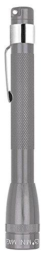 Maglite Mini - Linterna (Linterna de mano, Gris, Aluminio, Incandescente, AAA, Alcalino) 4