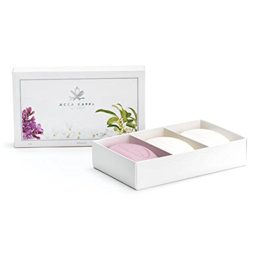 Acca Kappa Soap Gift Set (3x150g) - Olea Fragrans, Jasmine and Lilac