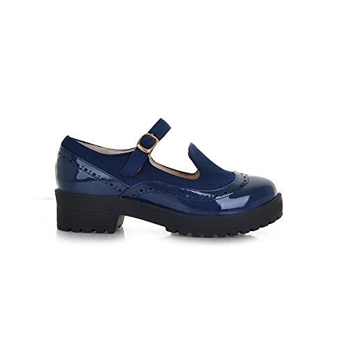 Blue Con Donna Plateau N a 0waP88qxO