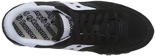 Gimnasia Shadow Original black Vintage white 2 Negro De Zapatillas Saucony Adulto Unisex FApwUqqnx