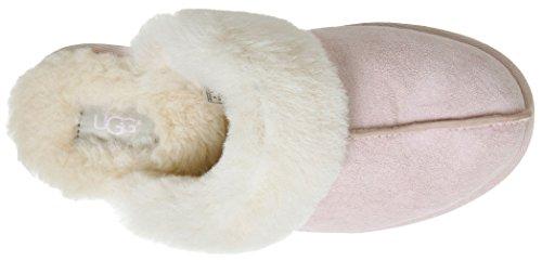Ugg - W Scuffette Ii 5661 Rosa Conchiglia, Pantofole Da Donna, 40