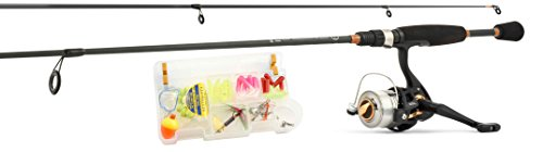 Fish 2 Trout Ready - Ready 2 Fish Trout Spinning Trout Spinning Combo Kit