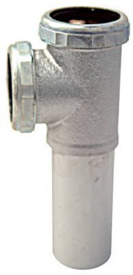 Master Plumber 622-662 MP Drain End Out Tee, 1-1/2-Inch by Master Plumber (Out End Tee)