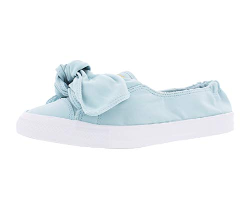 Converse Ct As Knot Slip Womens Shoes Size 6 Sky Blue