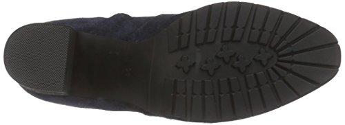 Giudecca JY1538-1 - botas de cuero mujer azul - Blau (Blue ink)