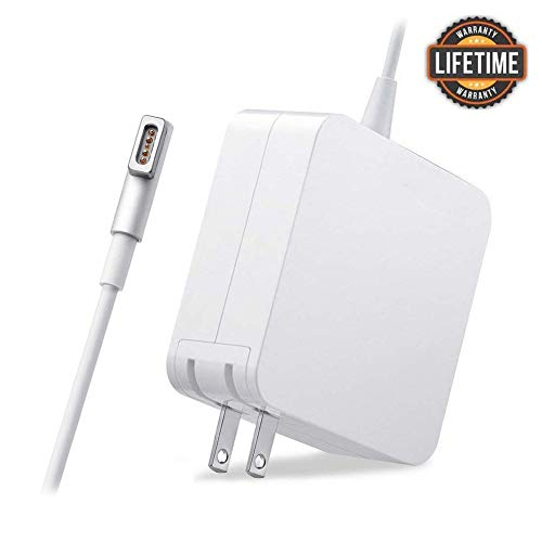 Mac Book Pro Charger, Replacement 60WL-Tip Magsafe Power Adapter for MacBook Pro Charger 13-inch (Before Mid 2012 Models) (Best Model Of Macbook Pro)