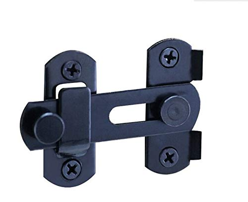 Latch Buckle, Bent Latch, Bolt, Sliding Lock Bolt, Screw for Door and ()