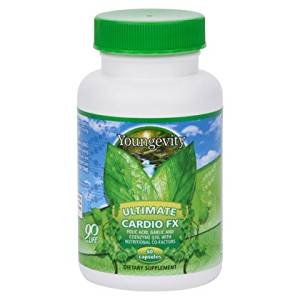 Cardiovascular CARDIO FX w/ith CoQ10 garlic, gingko, hawthorn berry - 60 ()