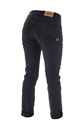 Boyfriend Please Donna P78a Jeans Baggy Nero CRqO1Rw