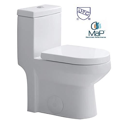 Toilet Galba 24 5 Quot 24 Quot 25 Quot Inch Small Toilet One Piece 24