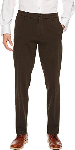 - Dockers Men's Slim Tapered Fit Workday Khaki Smart 360 Flex Pants, Olive Brown (Stretch), 31W x 34L