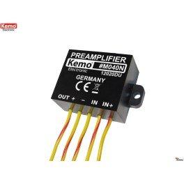Kemo M040N Preamplifier Module