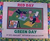 Red Day, Green Day, Edith Kunhardt, 068809399X