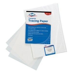 TRACPRT PAPR 24X36 100PKG Drafting, Engineering, Art (General Catalog)