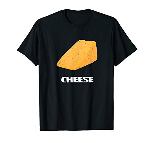 Cheese Couples Costume T Shirt - Cheese and Crackers -