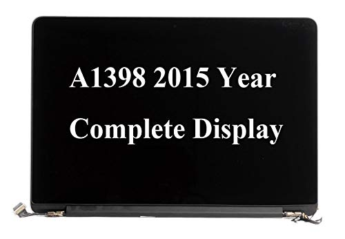 LED LCD Screen Display Panel Assembly for MacBook Pro 15 Retina A1398 Mid 2015