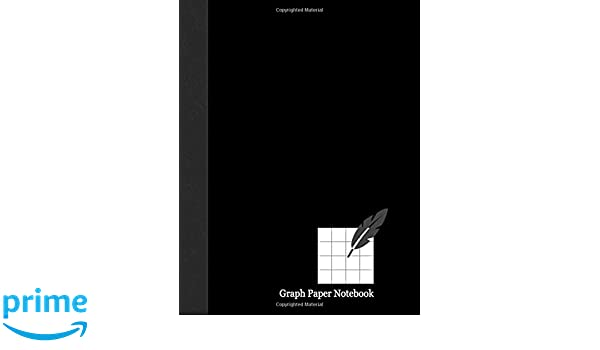 Graph Paper Notebook: 1/8 Inch Rule, 200 Pages: IJ ...