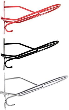 Pfiff 001112 Sattelträger Sattelhalter rot oder schwarz pulverbeschichtet