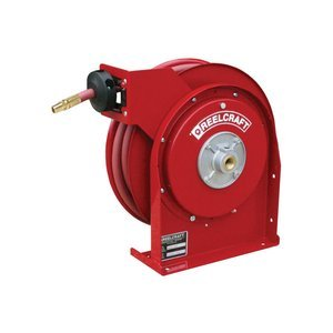 Reelcraft 4625 Olp 3 8 Inch By 25 Feet Spring Driven Hose Reel For Air Water
