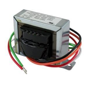 White Rodgers 90-T40F3 - Aftermarket Replacement Foot Mount 40VA Packard Transformer - 120/208-240 Volt Input - 24 Volt Output ()