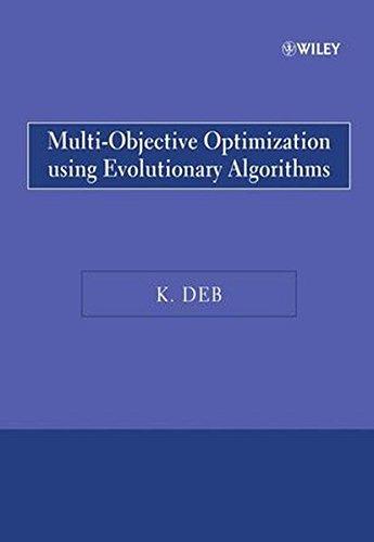 Multi-Objective Optimization Using Evolutionary Algorithms (Wiley Paperback)