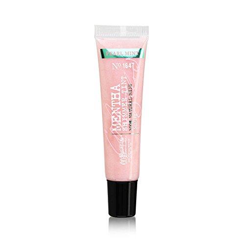 Bath & Body Works C.O. Bigelow Mentha Shimmer Tint Pearl Mint #1647 best lip gloss