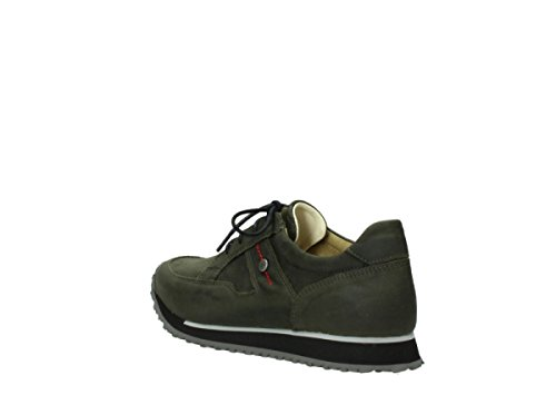 nbsp;e Stretch walk Forest 20730 Confort Wolky Formadores Green Leather 05800 qnZvFSO