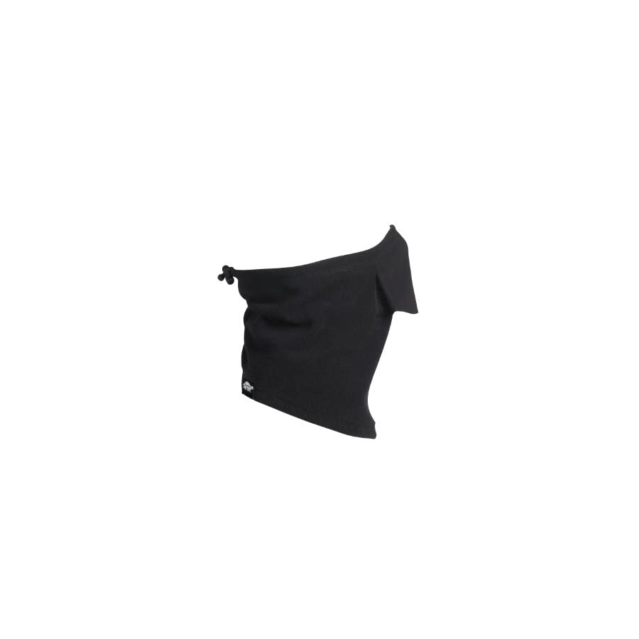 Turtle Fur FOG FREE Neck, Heavyweight Facemask Neck Warmer, Black