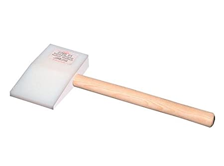 wedge-shaped 170x90x50 Stubai 278530 Wooden Hammer