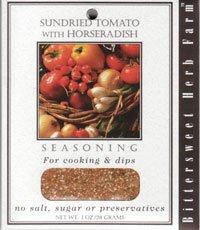 Sundried Tomato with Horseradish Dip Mix Horseradish Dip Mix