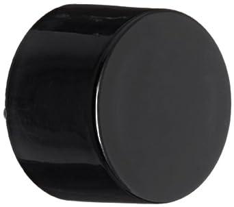 Siemens 52RA1B1 Heavy Duty Actuator Lens Cap, Extended Type, Black