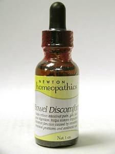 Newton Homeopathics - Bowel Digestive Care 1 oz