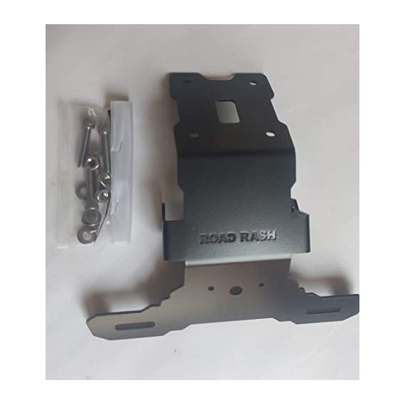 RoadRash Tail Tidy/Fender Eliminator for KTM RC 125/200 / 390 | Color: Black