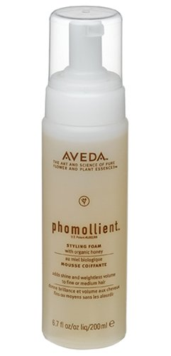 Aveda Phomollient Hair Foam, 200 ml 0018084340295