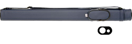 Porper PC11 BK - 1 Butt/1 Shaft Black Pool Cue - Cases Joe Porper