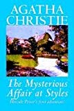 The Mysterious Affair at Styles, Agatha Christie, 1592248888