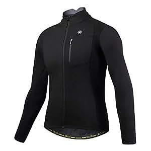 Amazon.com: Santic - Chaqueta de invierno para bicicleta ...