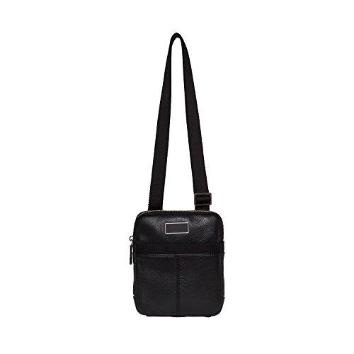 Calvin Klein Crossbody Bag Mini Flat Crossover Chase Pelle I Aclaramiento De Disfrutar oacevkfPm