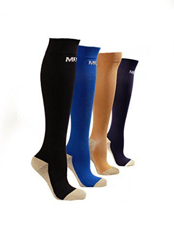 MDSOX 20 30 Graduated Compression Socks