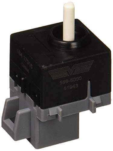 Dorman 599-5000 HVAC Blower Fan Switch (Dorman Hvac)