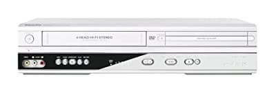 Remanufactured Philips DVP620VR Progressive Scan DVD / VCR Combo
