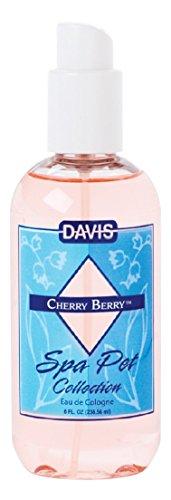 Davis Cherry Berry Spa Pet Collection Cologne, 8 oz by Davis