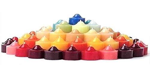 ShoppeShare Box of PartyLite Scented Votives, 4 Dozen Assorted (Fruit)