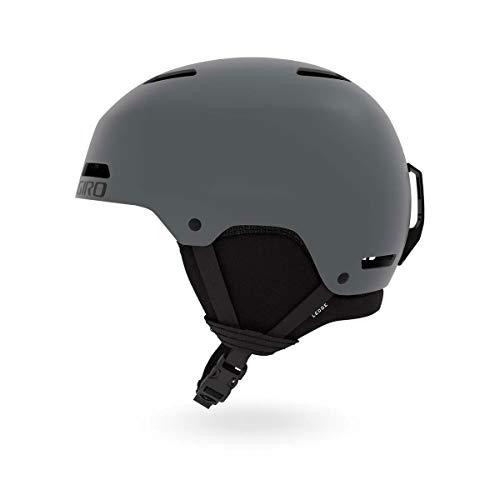 Giro Ledge Snow Helmet Matte Titanium LG 59-62.5cm
