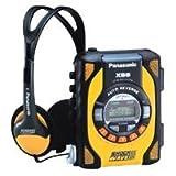 : Panasonic RQ-SW30 Shock Wave Stereo Radio Cassette Player