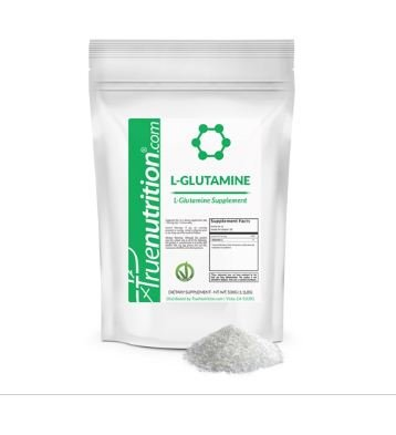 True Nutrition L Glutamine | 3rd Party Tested | Made in the USA